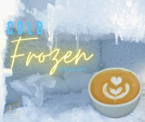 COLD – Frozen (recalibrate)