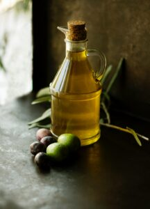 FLAVOR CUP – OLIVE OIL; Rejoice in Your Residuals