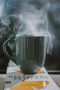 HOT CUP – SIP don't DIP; The Heat is On!